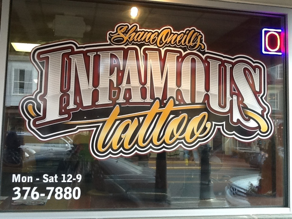 Tattoo Parlor in Middletown, DE