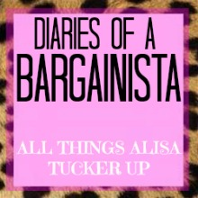 diaries of a bargainista