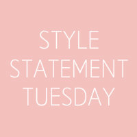 style statement tuesday