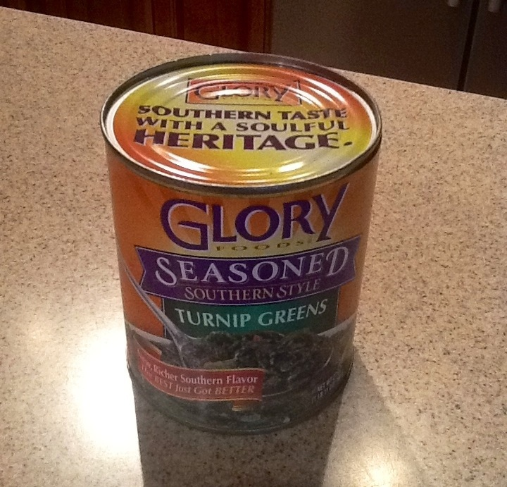Glory Seasoned Turnip Greens