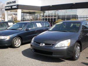 Union Park Honda