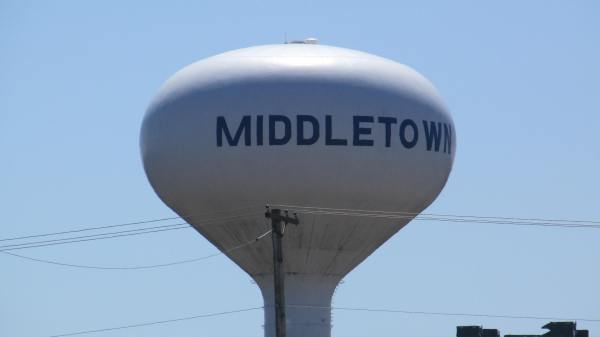 Middletown, DE Water Tower