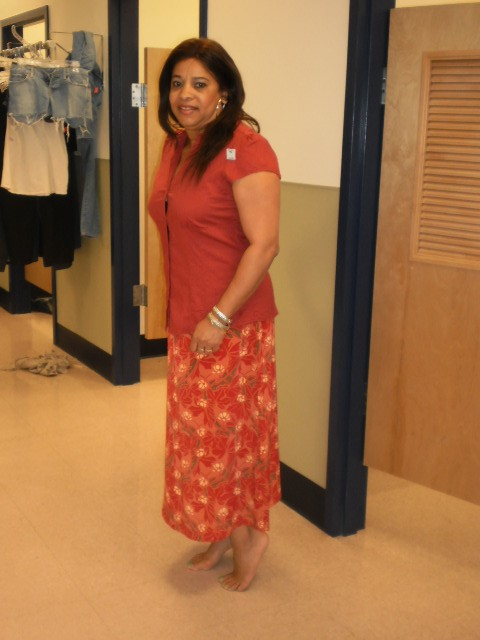 Sonoma Top and Sag Harbour Skirt