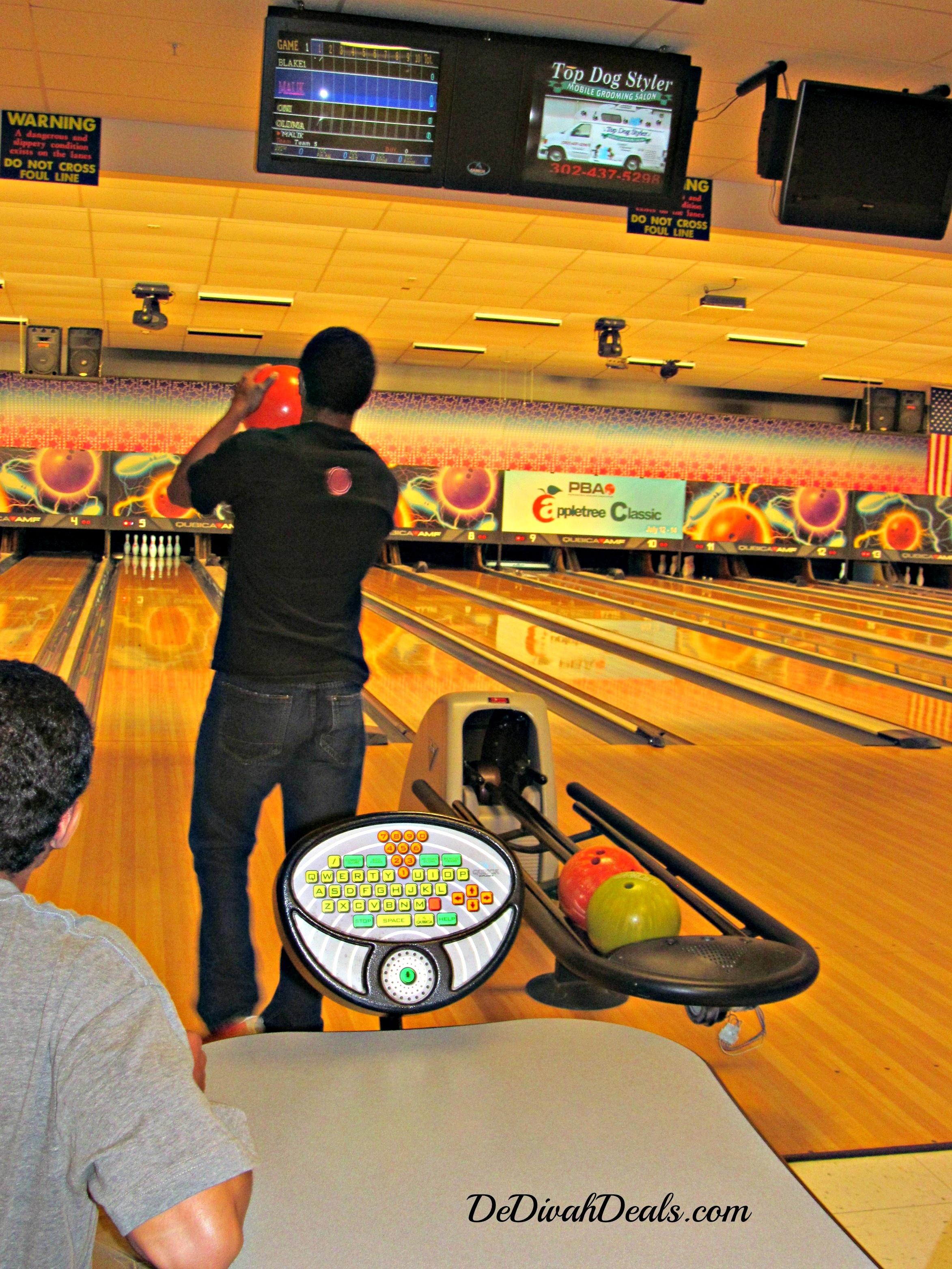 Bowling For Birthday Dedivahdeals