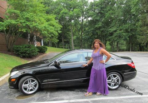 Donna's car 1