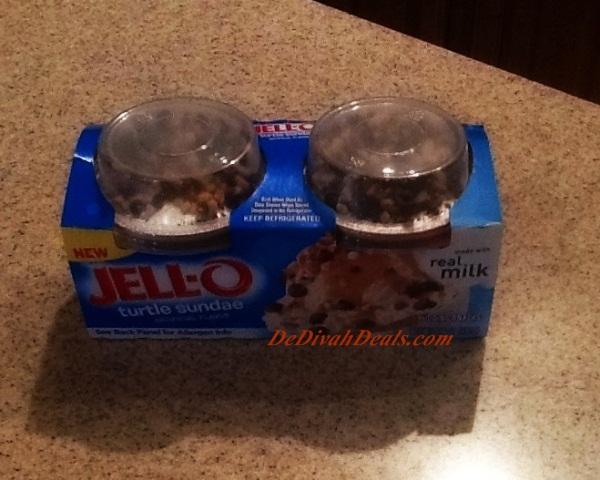 jello pudding